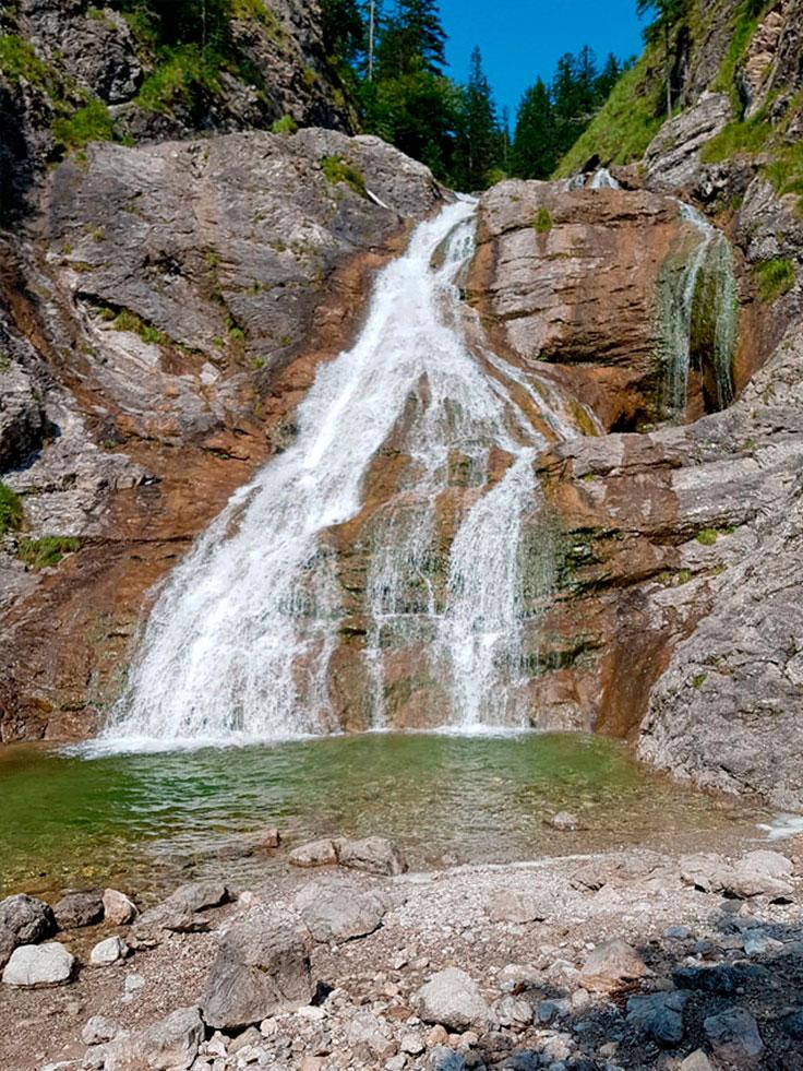 Wasserfall, Karin Drostel